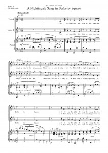 a nightingale sang in berkeley square satb pdf