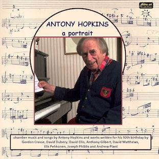 Antony Hopkins CD